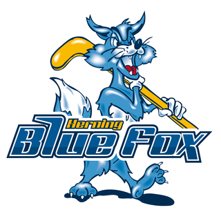 Fichier:Herning Blue Fox logo.png