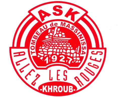 Logo du AS Khroub