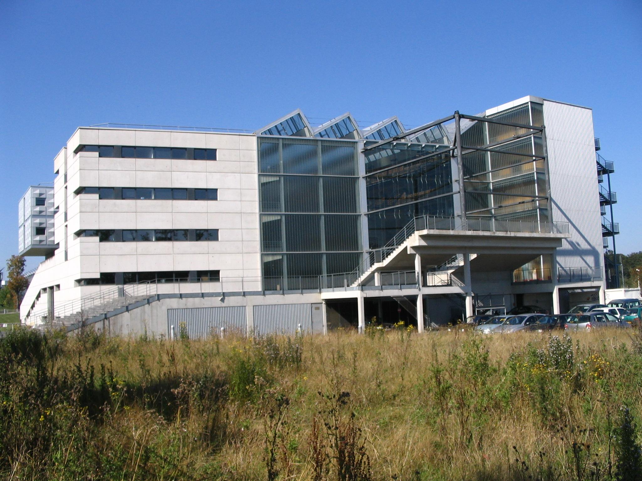 Cole d 39 architecture de marne la vallee photos Ecole architecture