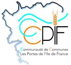 Blason de Communauté de communes des Portes de l'Île-de-France