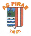 Logo du AS Pirae