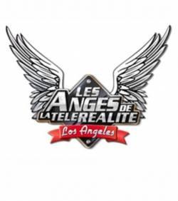 Logo de Les Anges de la télé réalité: Los Angeles.