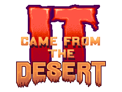 Image illustrative de l'article It Came from the Desert