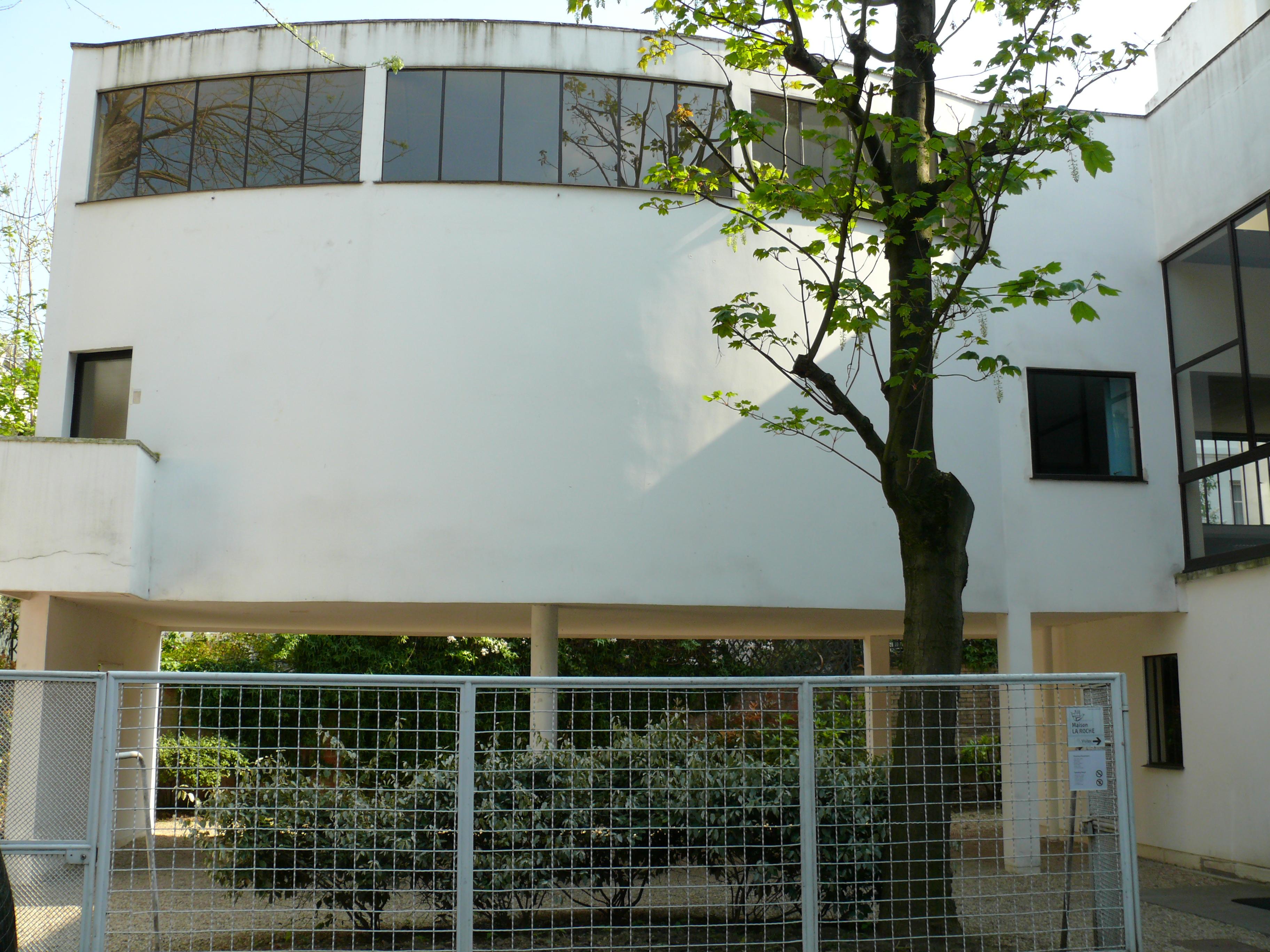 Maison La Roche Corbusier Paris maison la roche — wikipédia
