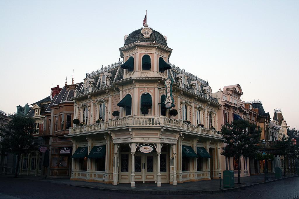 Disneyland Paris Ville Environnanate