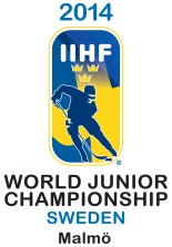 Description de l'image Championnat du monde junior de hockey sur glace 2014 logo.JPG.