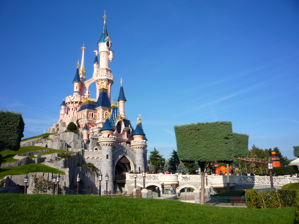 Disney Davy Crockett Ranch - Hoteles - Chessy, Seine-et-Marne, Francia