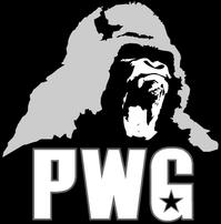 PWG - Pro Wrestling Guerrilla. ProWrestlingGuerrilla_Logo