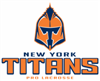 Logo du Titans de New York