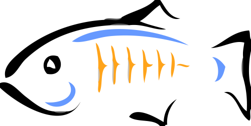 GlassFish mascot