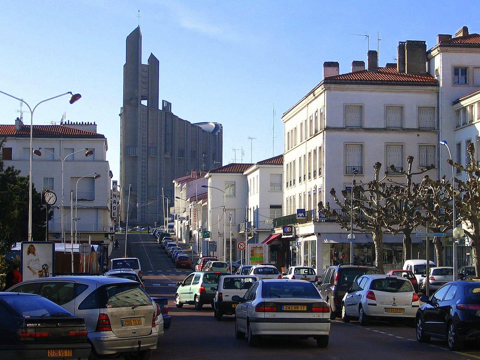 Centre Ville  Cannes France