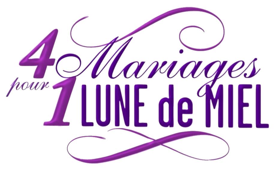 4 Mariages pour une lune de miel - Cruz&Pénélope  Logo_de_4-mariages-pour-1-lune-de-miel