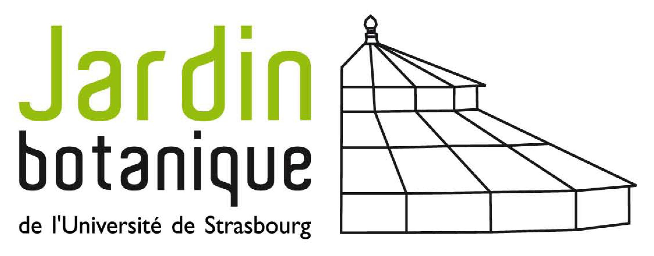 Fichier:logo jardin botanique strasbourg