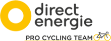 Logo direct energie pro cycling team.png