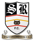 Logo du Stafford Rangers Football Club