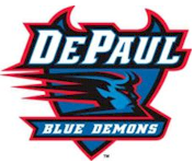 Description de l'image DePaul Blue Demons.png.