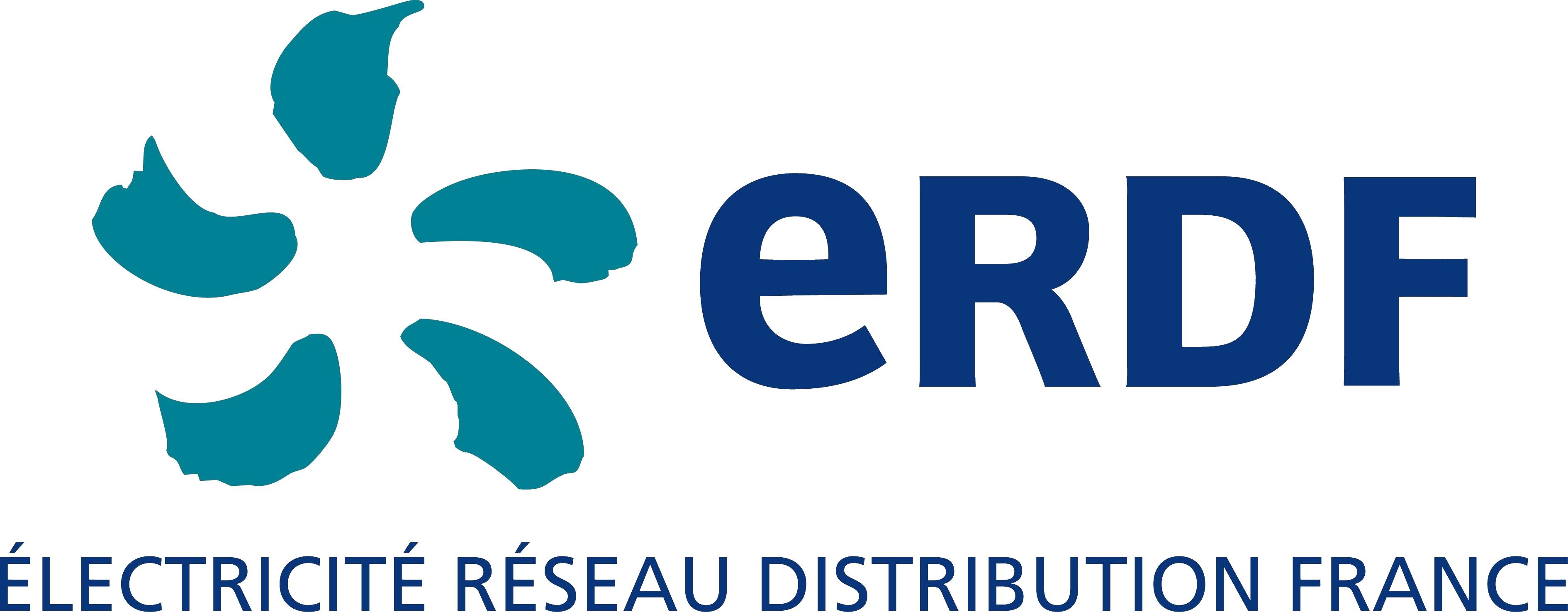 image logo erdf