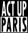 Logo d'Act Up-Paris