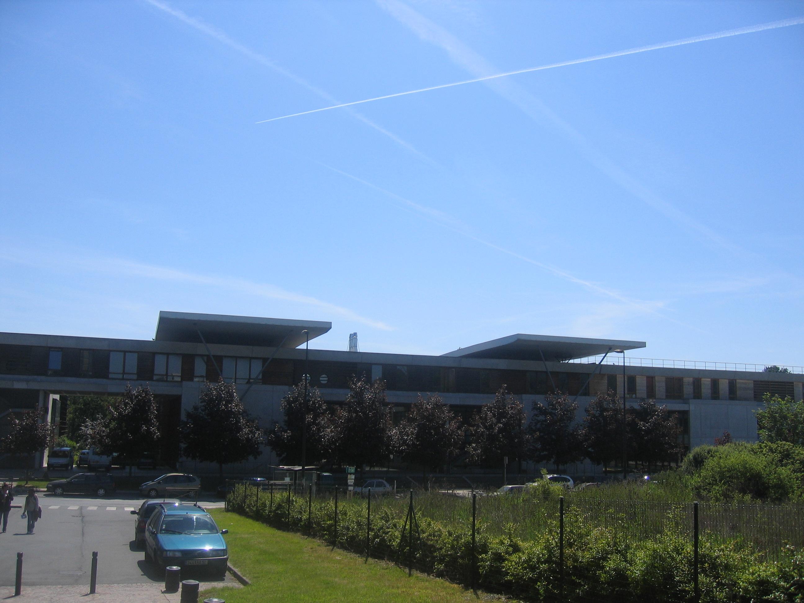 FichierUniversité de MarnelaVallée, Bâtiment du Bois de lÉtang  ~ Bois De L Etang