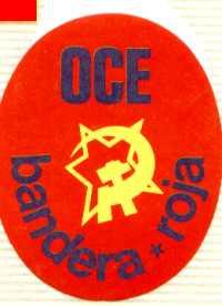 Organisation communiste d 39 espagne drapeau rouge wikip dia - Drapeau d espagne a colorier ...