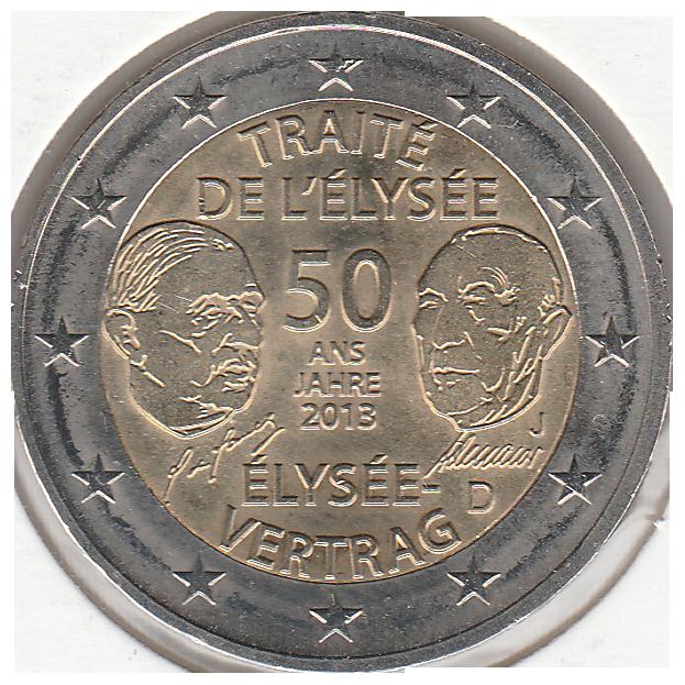 Pièces En Euro De Lallemagne Wikipédia