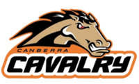 Description de l'image  Canberra Cavalry.png.