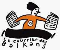 Logo de Le Courrier des Balkans
