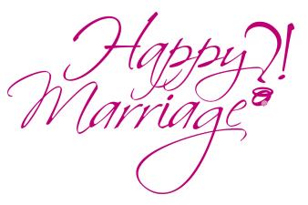 Happy Marriage Wikip 233 Dia