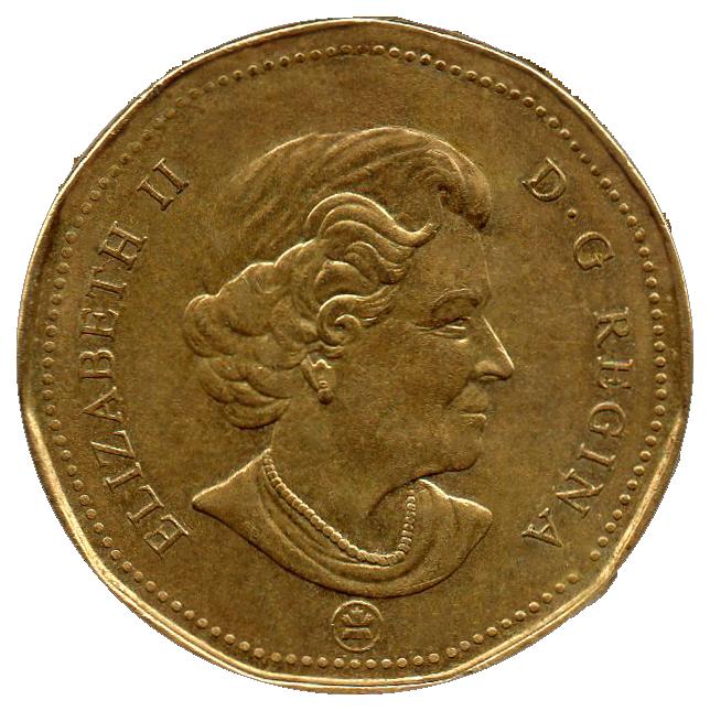 Piece De 1 Dollar Canadien Wikipedia