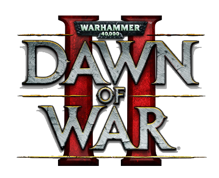 [DOW1-2-SM] - Groupe Steam Black Librarium (PC!) Warhammer_40%2C000_Dawn_of_War_II_Logo