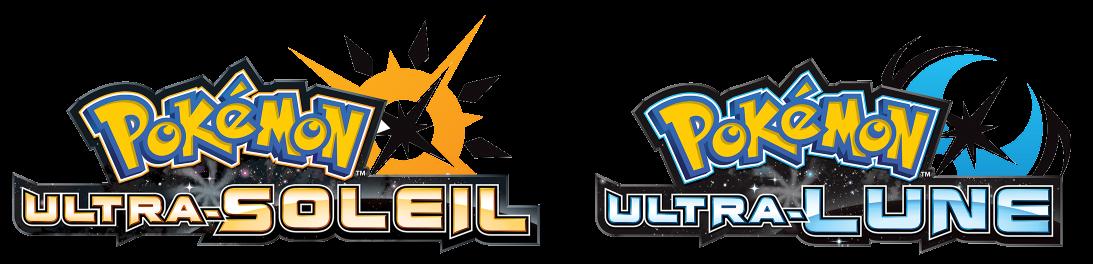 Fichierpokémon Ultra Soleil Et Ultra Lune Logopng Wikipédia