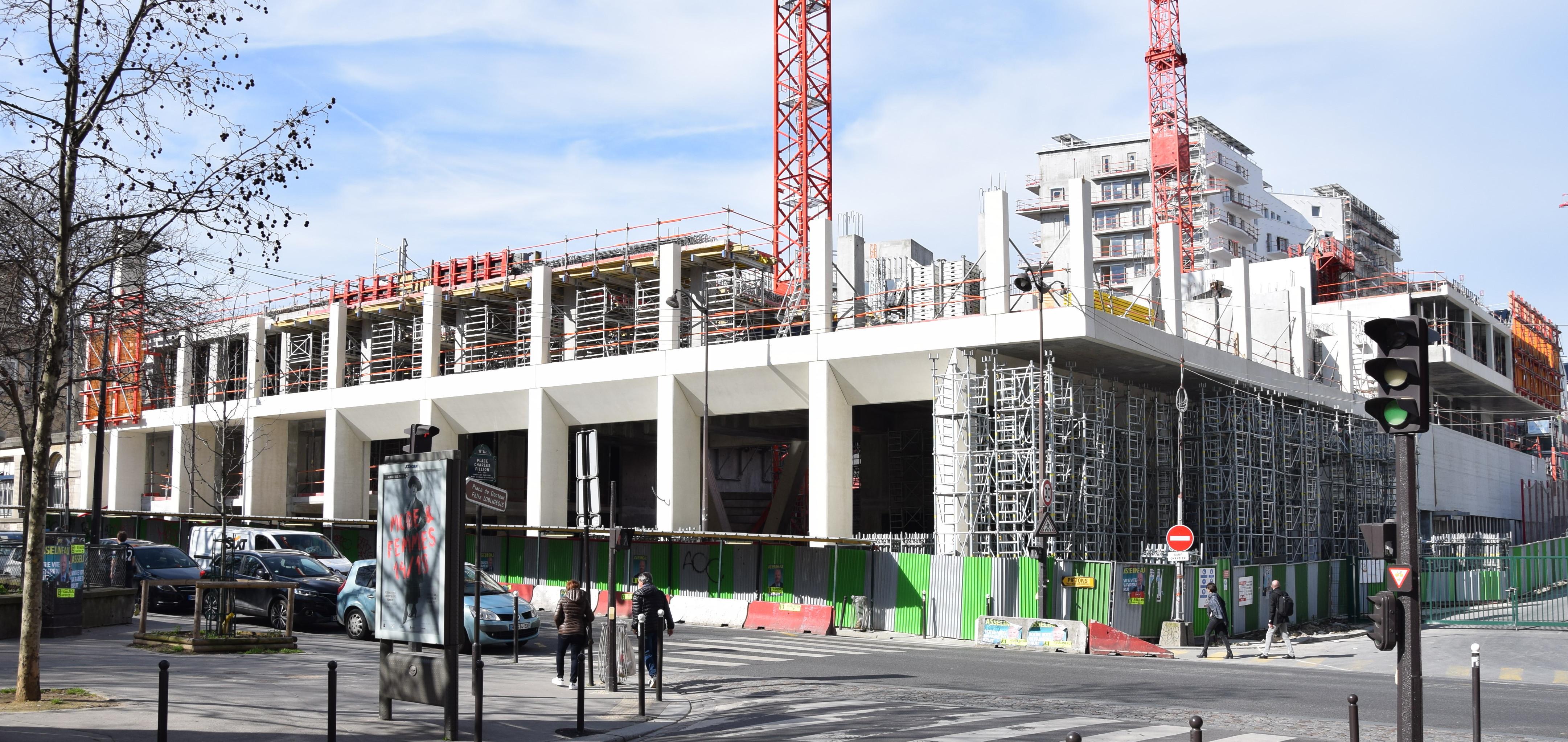Pont-Cardinet (métro de Paris) — Wikipédia