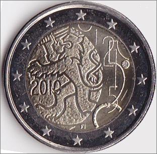 Pièce Commémorative De 2 Euros Wikipédia