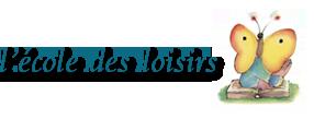 """Résultat de recherche d'images pour """"logo école des loisirs"""""""