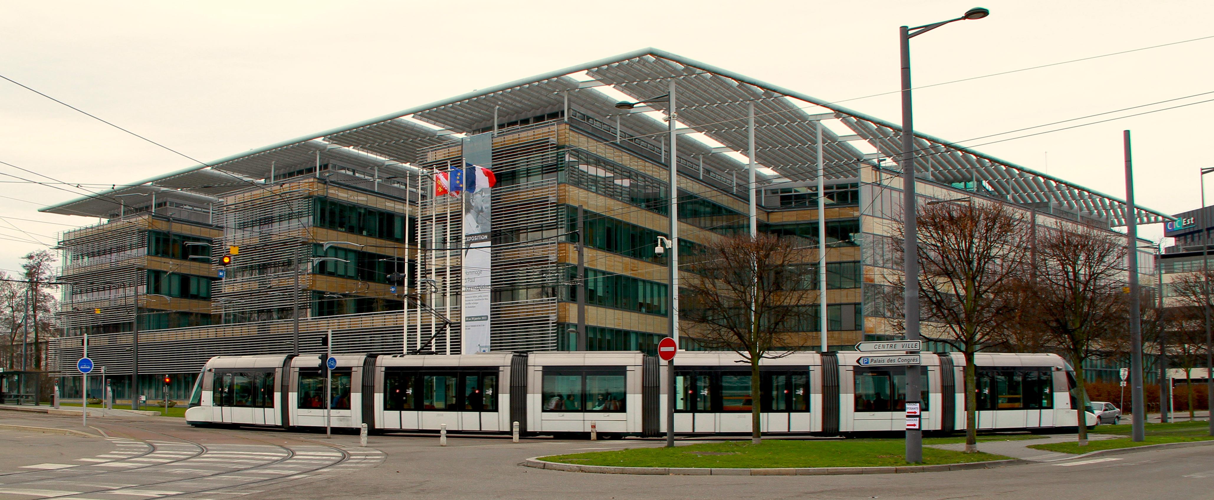 Strasbourg r gion alsace arts et voyages for Designhotel elsass