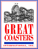 logo de Great Coasters International