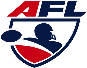 how to draw a afl football