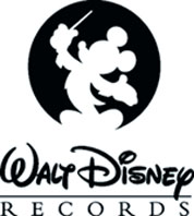 logo de Walt Disney Records