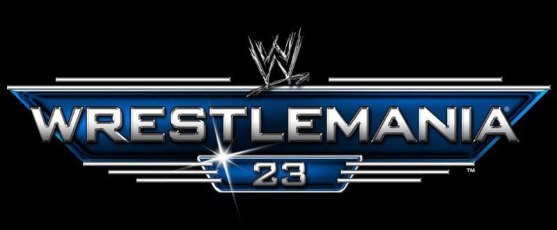Kết quả hình ảnh cho WrestleMania 23