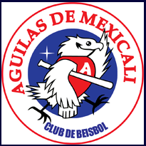 alt=Description de l'image Aguilas de Mexicali.png.