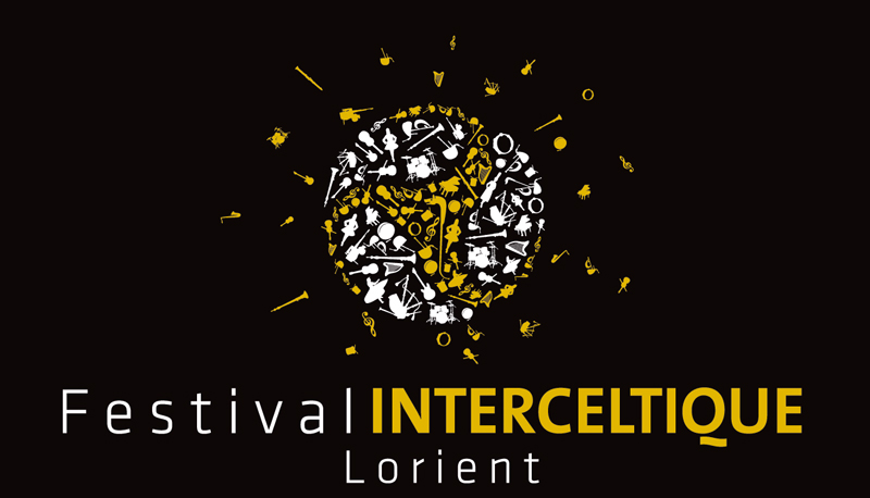 Logo Festival Interceltique de Lorient (France)