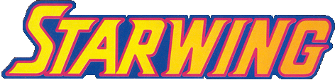 Star Wing | SNES Star_Wing_Logo