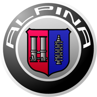 logo de Alpina (automobile)