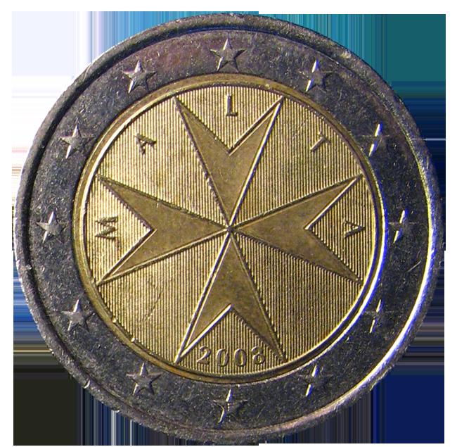 piece de monnaie malte