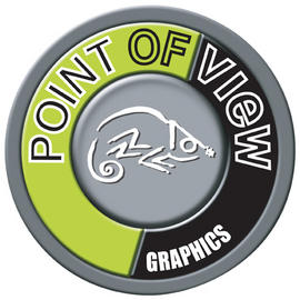 logo de Point of View Graphics