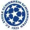 Logo du Football club étoile Schirrhein-Schirrhoffen