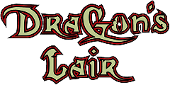 Description de l'image Dragon's Lair Logo.png.