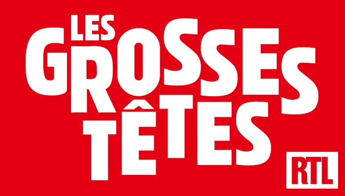 """Résultat de recherche d'images pour """"logo les grosse tetes"""""""