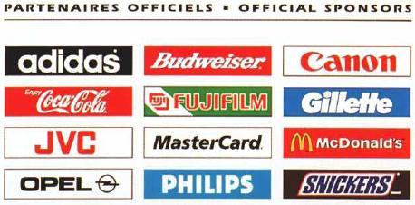 Match de la france coupe du monde 98