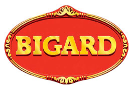 Grande distribution. Action contre Naouri, PDG de la multinationale Casino Bigard_logo